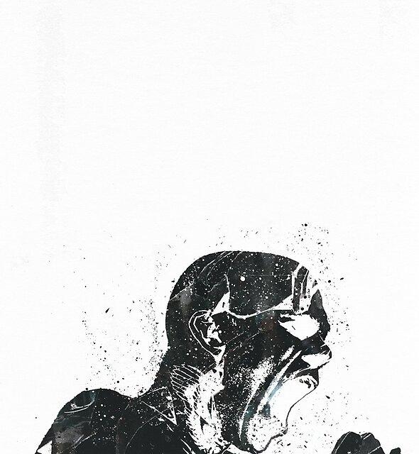 Heartache (Portrait of Jacob Bannon) by Alex Cherry