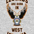 Legends are born in West Virginia by beloknet