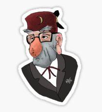 Grunkle Stan - The Grunkiest! Sticker
