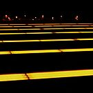 The yellow light track by Hung Lin