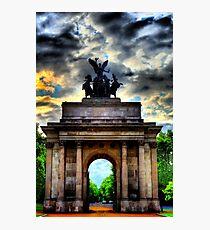 Wellington Arch Photographic Print