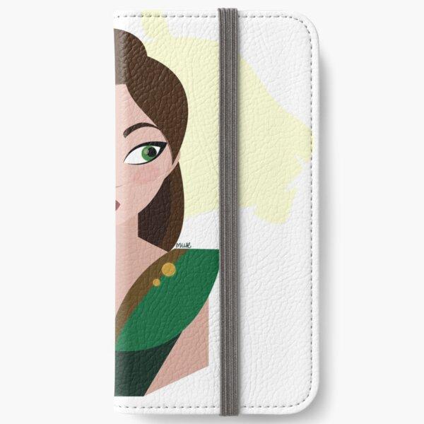 Lady Lysandra iPhone Wallet