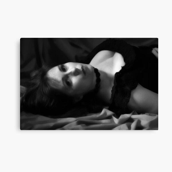 ~femme fatale~ Canvas Print