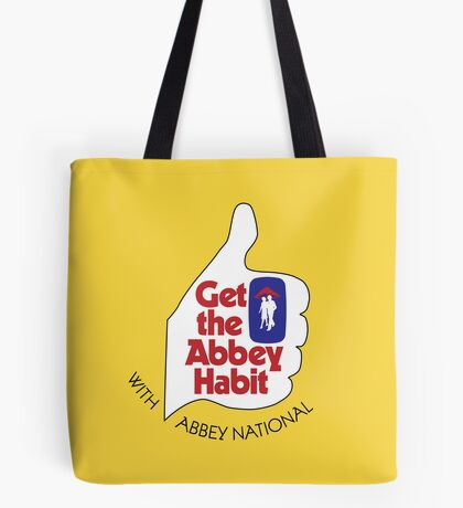 Get the Abbey Habit Tote Bag