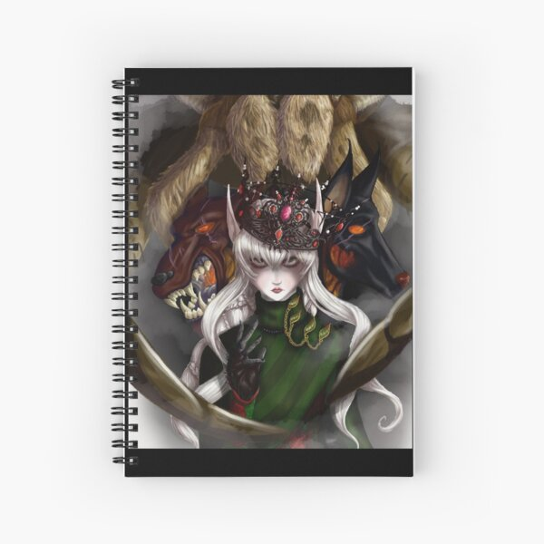 Arane Spiral Notebook