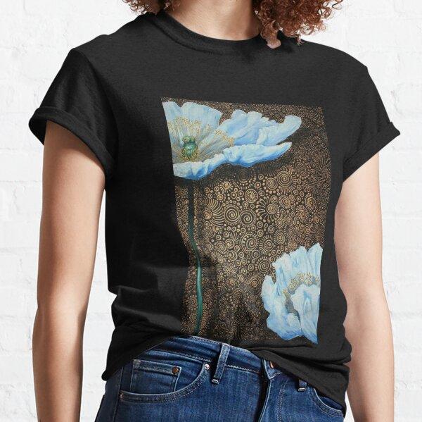 White Poppies II Classic T-Shirt
