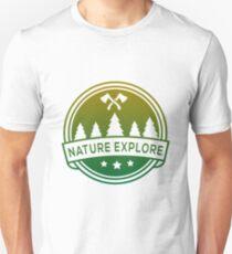Nature Explore Unisex T-Shirt