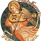 NYCKELHARPA: MUSIC OF ANGELS (SWEDISH) by DilettantO