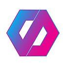 "David Sprinkle's ""DPS"" Logo (My Favorite Gradient Version) by David Sprinkle"