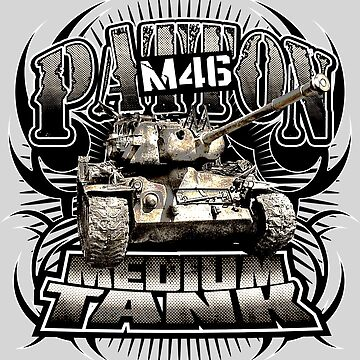 M46 Patton by deathdagger