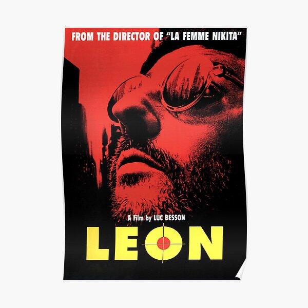 Léon: Le Professionnel Poster