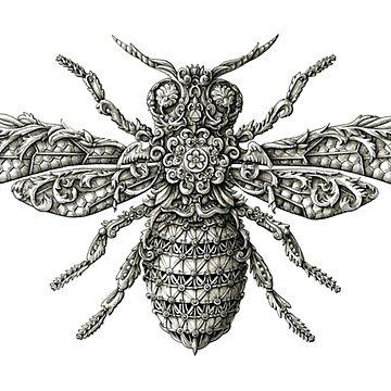Bee by ghjura