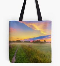 Early Morning 4 Tote Bag