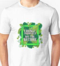 natural reserve Unisex T-Shirt