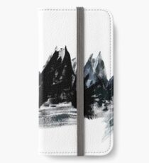 Angband Mountains iPhone Wallet/Case/Skin