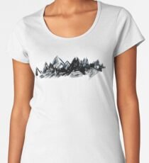 Angband Mountains Women's Premium T-Shirt