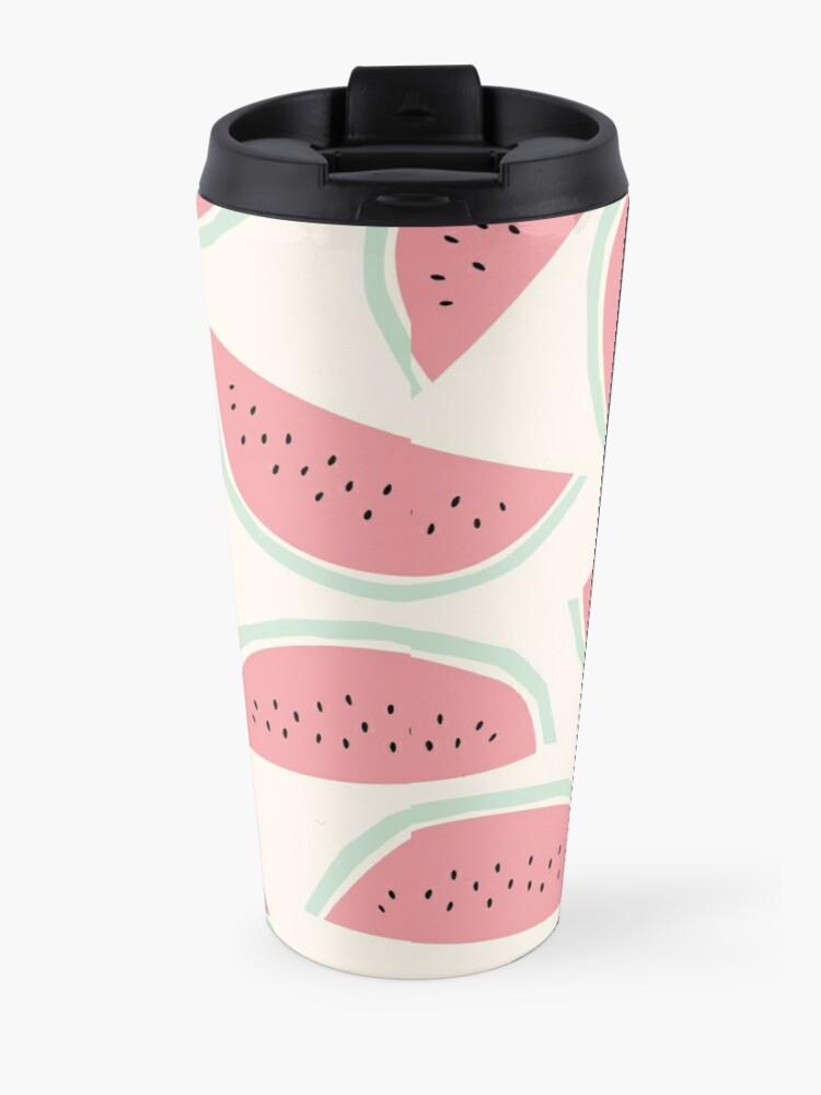 Alternate view of Watermelon Travel Mug