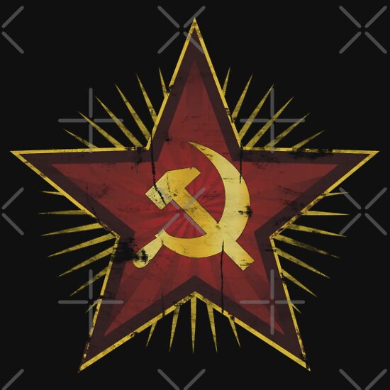 TShirtGifter presents: Hammer & Sickle