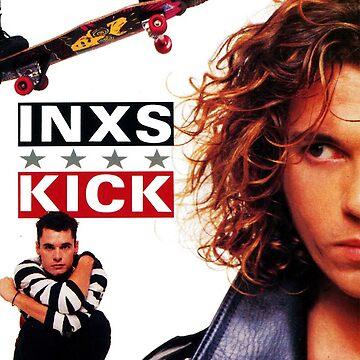 INXS — Kick by MichailoAvilov