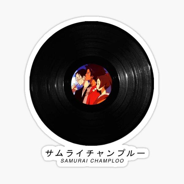 Samouraï Champloo Sticker