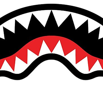 Shark Mouth by meganbxiley