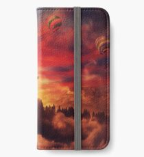 baloon valley iPhone Wallet/Case/Skin