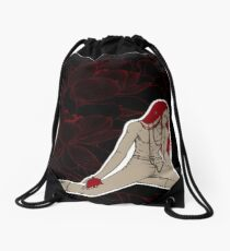 Hello From the Dark Side End Drawstring Bag
