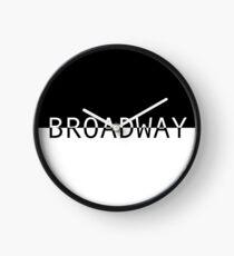 Reloj Broadway