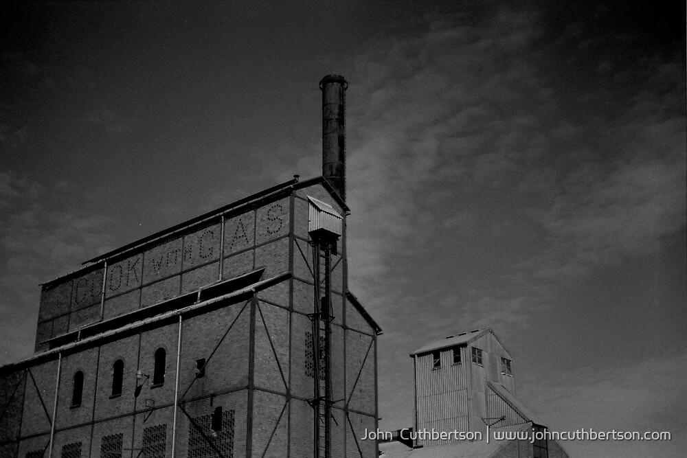 Gasworks, Launceston by John  Cuthbertson | www.johncuthbertson.com