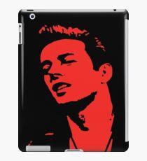 Joe Strummer The Clash iPad Case/Skin