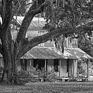 Abandoned Farmhouse by Ostar-Digital