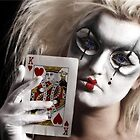 naughty clown by alana janesse artist/ makeup artist