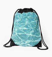 Water Ripple Drawstring Bag