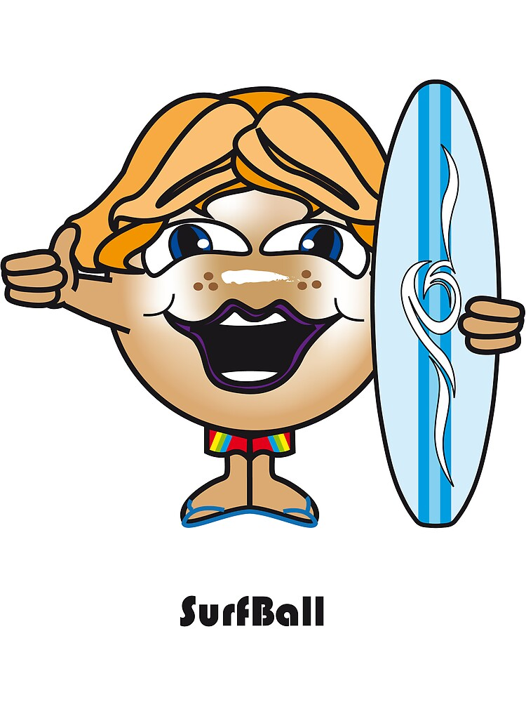 Surf Ball by brendonm