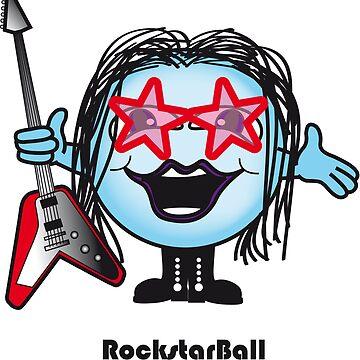 Rockstar Ball by brendonm