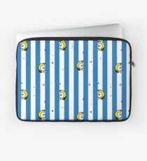 BT21 Chimmy Striped Pajamas Pattern Laptop Sleeve