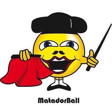 Matador Ball by brendonm
