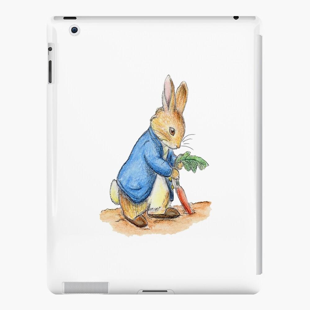 Kindergartenfiguren, Peter Rabbit, Beatrix Potter. iPad-Hülle & Skin