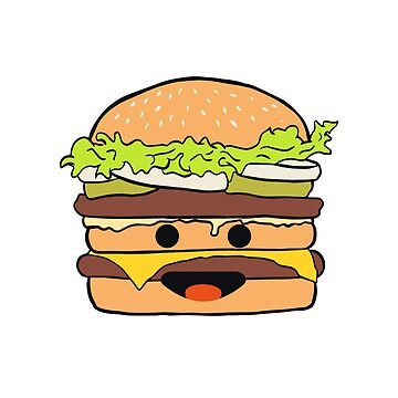 Happy Burger by amedeea