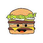 Happy Burger by Andreea Butiu
