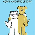 Happy Aunt and Uncle Day July 27th  by KateTaylor