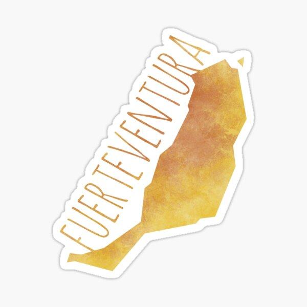 Fuerteventura Pegatina