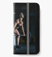 Don't Be Intimidated iPhone Wallet/Case/Skin