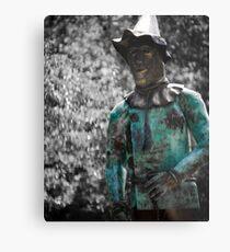The Scarecrow Metal Print