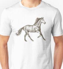 Horseriding Horse Unisex T-Shirt