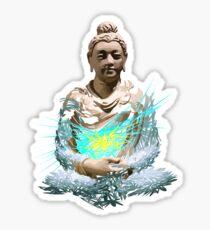 innerlight buddha Sticker