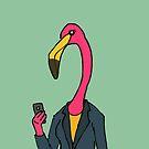Flamingo by Joshua Pruner