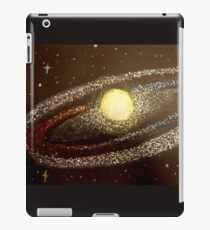 Galaxy Original Oil Pastel iPad Case/Skin
