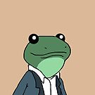 Frog by Joshua Pruner