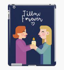 Tillow Forever Candle Design iPad Case/Skin